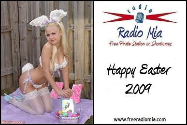 Radio Mia - Happy Easter 2009